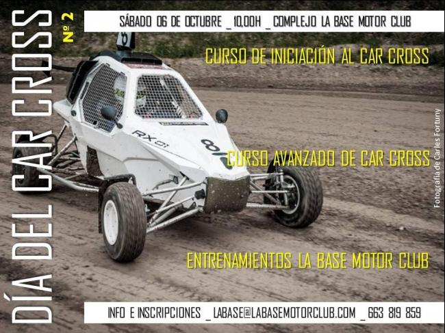 II Dia del Carcross en La Base Motor Club